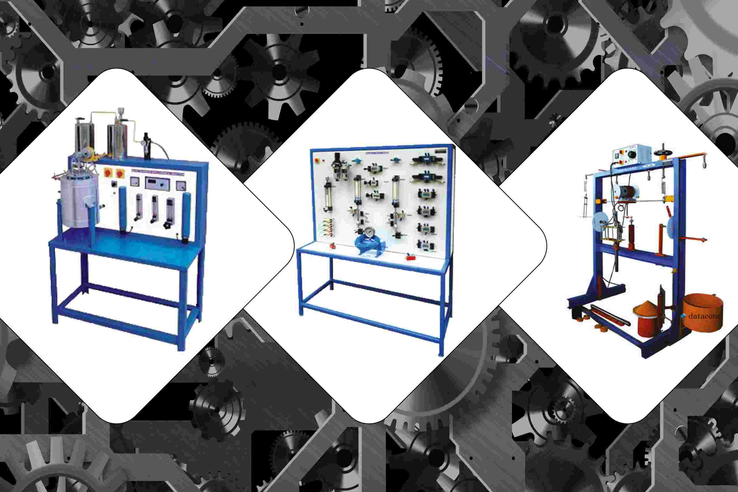 Mechanical & Power Engineering Lab Equipment