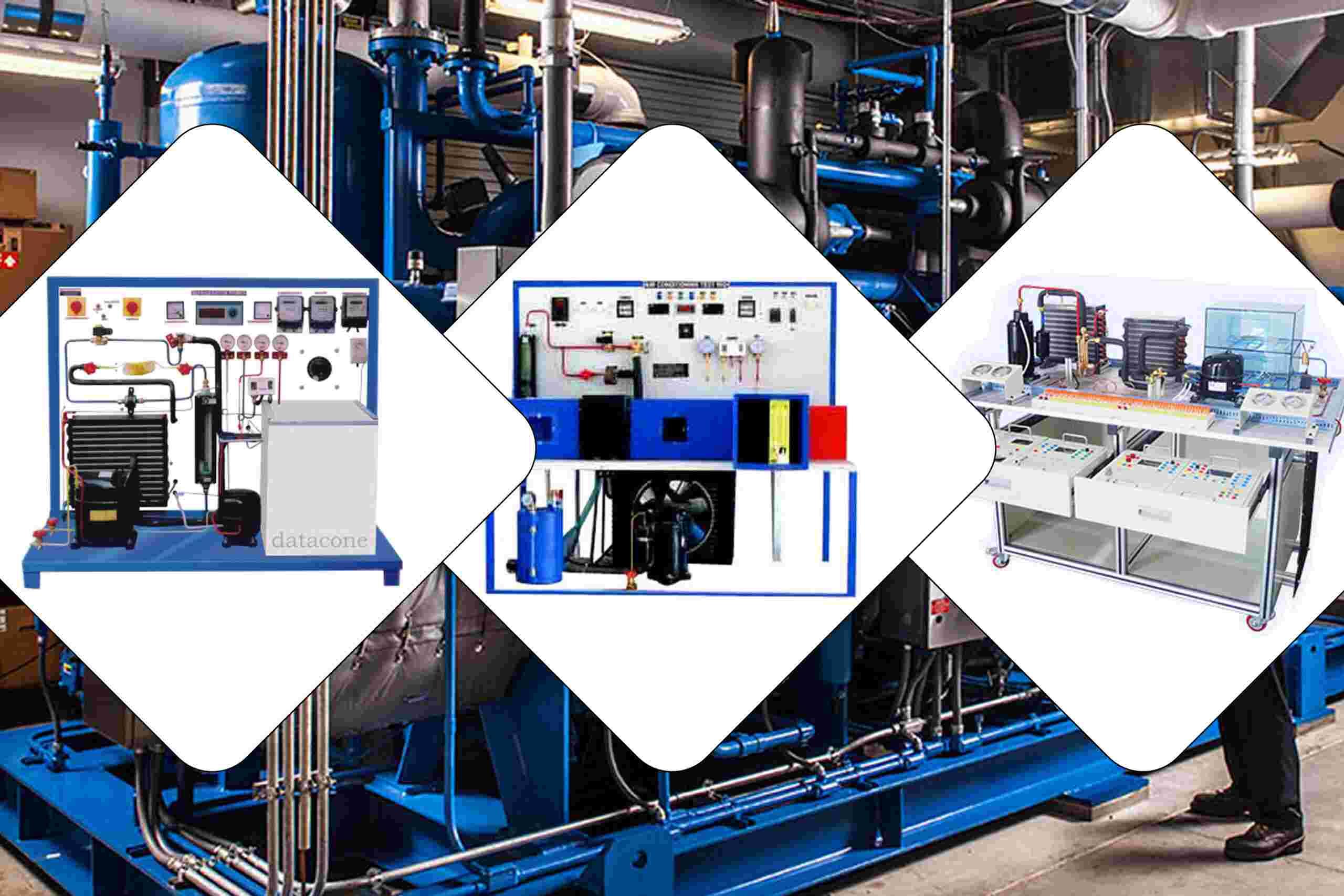 Refrigeration & Air Condition Lab Equipment